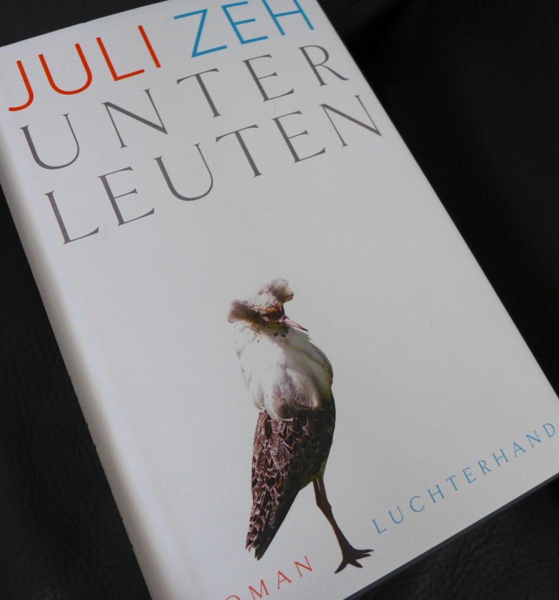 """Warum ich Juli Zehs Roman """"Unterleuten"""" nicht zu Ende lesen werde ..."""